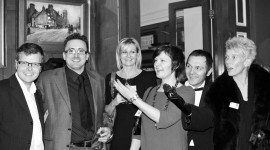 Event Photography - Party hosted by Scottish Women in Property, Glasgow
