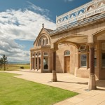 Royal Troon Club House Refurbishments, G1 Architects