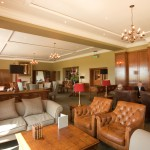 interior Royal Troon Club House