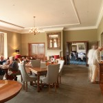 AIlsa Lounge interior, Royal Troon, G1 Architects