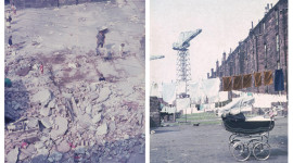 Govan A Reconnection - photo story in EdgeCondition magazine & thoughts about the Graving Docks.