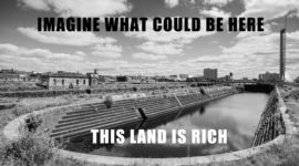 Govan's regeneration - protest, riches, collaboration, & gloriousness