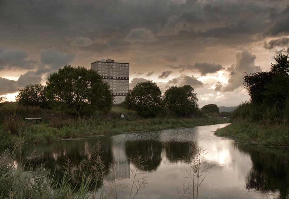 maryhill  glasgow  tom manley photography