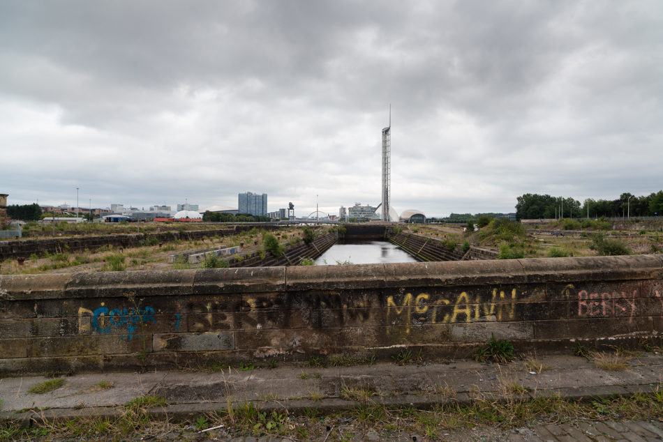 Govan Graving Docks Scotland