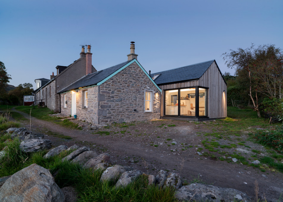 Architectural Photography in Argyll Scotland