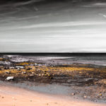 Prestwick Beach Ayrshire