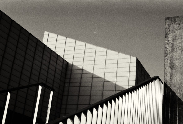 Architectural photography slideshow / Commissions and personal work