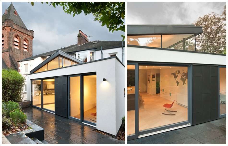 House Extension, Cameron Webster Architects
