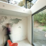 daylight in living space, Cameron Webster Architects