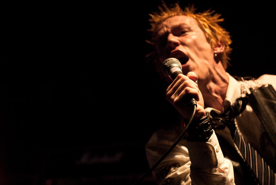 Jonny Rotten Sex Pistols Experience