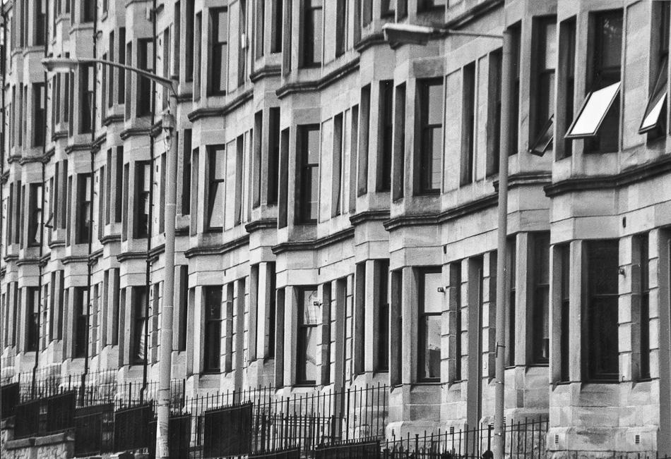 Architecture Glasgow Tenements